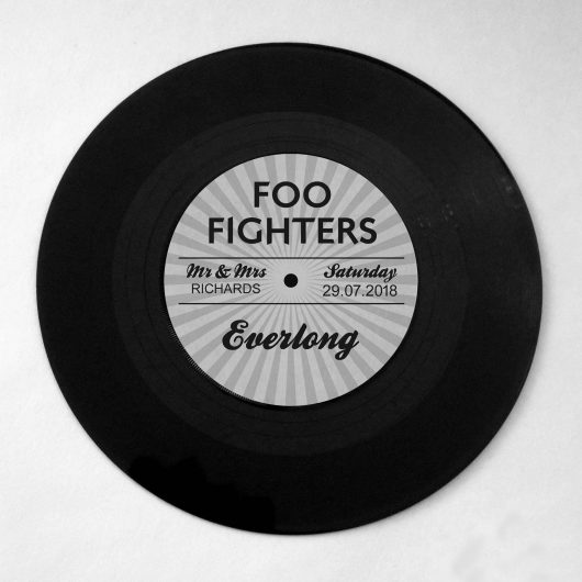 Vinyl Record Table Name