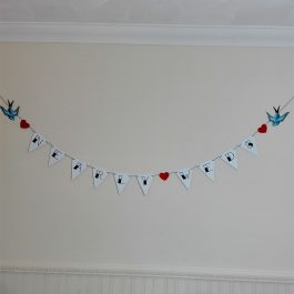 nearly weds bunting