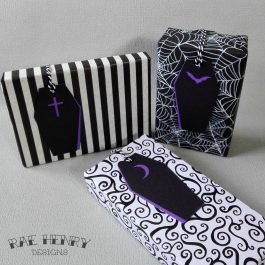 Coffin Gift Tags